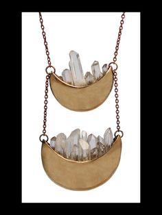 Las joyas que desearas el proximo invierno: collar de Pamela Love