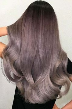 Gray hair is all the rage at the moment. Are you ready to embrace your gorgeous grey locks? Check out these trendy looks you will absolutely love!