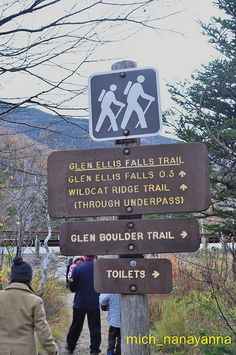 Glen Ellis Falls, NH