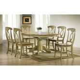 Found it at Wayfair - Pelican Point Extendable Dining Table