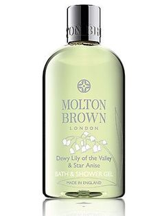 Molton Brown Dewy Lily of the Valley & Star Anise Bath & Showe