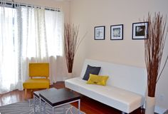 Living Room One Bedroom, Entryway Bench, Den, Living Room, Furniture, Home Decor, Entry Bench, Hall Bench, Decoration Home