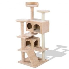 Cat Tree Tower Condo Furniture Pet House