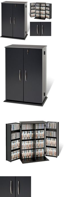 Media Storage Wall