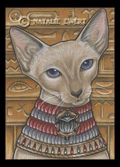 Bejeweled Cat 19 by natamon.deviantart.com on @deviantART