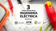 La UNAM de México, la PUC de Chile, y la UAB de España comparten tres cursos online gratis de Ingeniería Eléctrica . ¿Te lo vas a perder...