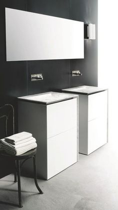 Boffi Kitchens Bathrooms Systems Where Is The Plumbingptrap - Salle de bain boffi