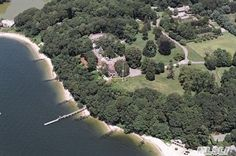 Single Family For Sale With 19 Bedrooms, 10 Full Bath, 4 Half Bath, Suffolk, Lloyd Neck Real Estate Agency, Real Estate Marketing, Cold Spring Harbor, Fish Hatchery, Long Island Sound, Lush Lawn, Suffolk County, Formal Gardens, Find Homes For Sale