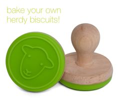 Check out our NEW Herdy biscuit stamps. Now you can bake Herdy biscuits anytime you fancy!