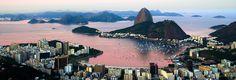 A cidade carioca recebe mais uma edição do Salão do Estudante, a maior feira de intercâmbio da América Latina.