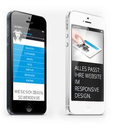 Responsive Webdesign für die flexible und reaktionsfähige Website
