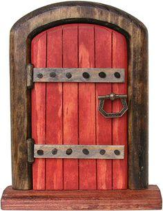 Medieval Gates Fairy Door http://www.efairies.com/store/pc/Medieval-Gates-Fairy-Door-234p5393.htm $34.95