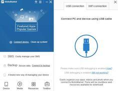 Administra tu Android desde la computadora con MoboMarket (Para PC) - http://webadictos.com/2015/04/10/mobomarket-para-pc-administrar-android/?utm_source=PN&utm_medium=Pinterest&utm_campaign=PN%2Bposts
