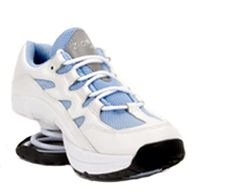Z-Coil Freedom shoe.  I would love to try these.