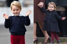 We can't wait to see the royal siblings Prince George and Princess Charlotte act as pageboy and flower girl at the wedding of their aunt, Pippa Middleton. But before the pair's big role in the ceremony, which will take place on 20 May, we are taking a look back at their dad Prince William and uncle Prince Harry's own experiences as pageboys. Click through to see the adorable snaps of the young Princes wedding looks. Photo: © Getty Images
