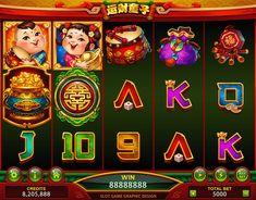 Play Slots, Match 3, Symbol Design, Game Icon, Game Logo, Game Design, Samurai, Panda, Character Design