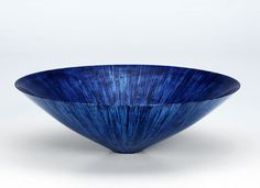 Takuro Furukawa (1979 - ) YURI-HAKKINNSAI  platinum inlayed bowl