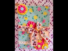 Hello everyone! Another flip through video of my latest journal. This one is super bright, chunky and playful with almost 150 pages and tons of paper epheme. Hello Everyone, Ferns, Feathers, Chloe, Gift Wrapping, Journal, Make It Yourself, Paper, Youtube