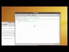 Tutorial 12 - Imparare Python - #Imparare #ITA #Italiano #Lezione #Lezioni #Linguaggio #Programma #Programmare #Programmazione #Python #Tutorial #Video http://wp.me/p7r4xK-Ka