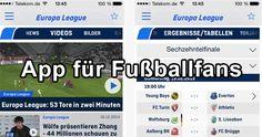 ran App ideal für jeden der sich gerne über Sport und Fußball informieren möchte. Es gibt auch Liveticker und Streams.