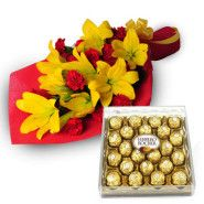 Online store is the best medium for selecting best corporate gift for any occasion with ferns and petals it is become more easy, we update our gift gallery according to need of organization and give best option for choosing the best.