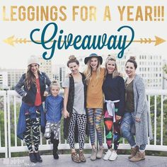 Join our group lularoe Suzy and steph for details! Leggings for a year...1 pair every month for 12 months! LuLaRoe Pants Leggings