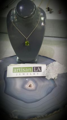 Happy Friday Everyone!  Lets welcome the weekend with some color and energy! Sending  Peridot vibes your way!   #ArtisanLA #Gemologist #Peridot #Friday  #Weekend #Energy #GoodVibes #Abundance #Harmony #Green #NewDay