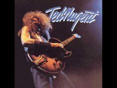 "Ted Nugent - ""Motor City Madhouse"" [1975]. #rock #hardrock #heavymetal"