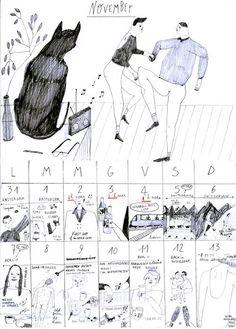 giada ganassin drawn diary.