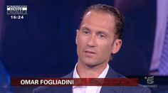 Chirurgia estetica a Pomeriggio Cinque.  Ospite il dott. Omar Fogliadini, managing director LaCLINIQUE® Cosmetic Surgery