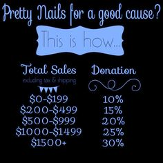 Jamberry does fundraisers!