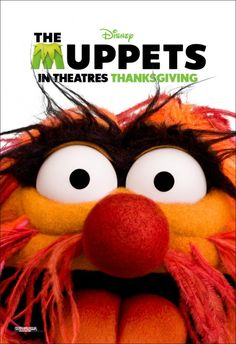 The Muppets Movie Poster #6 - Internet Movie Poster Awards Gallery