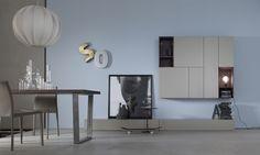 soggiorno moderno. #arredamenti #itesoricolonilali #legno #interiordesign #deign #homestaging #tavoli #portatv #salotto #soggiorno #parete