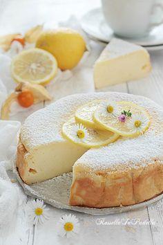 Torta Chiffon, Tapas, Cake & Co, Great Desserts, Vegan Cake, International Recipes, Vegan Baking, Quick Easy Meals, Queso