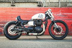 ICON Motosports is back with a killer new custom. It's the company's third hookup with Triumph, who delivered a 2013-model Speedmaster for baptism by Sawzall at Icon's Portland headquarters. In the 1960s, Triumph 650 twins ruled the drag strips and the ICON 1000 Speedmaster is a nod to this past—with a few discreet updates for…