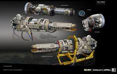 ArtStation - Steel Dragon Concept Design - Call of Duty: Infinite Warfare , Thomas A. Szakolczay
