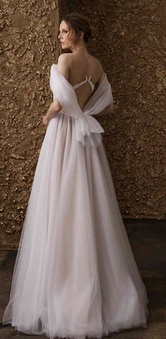 Wedding Dress inspiration - Nurit Hen