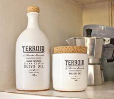 Terrior - Designed by Marios Karystios | Country: Cyprus #packaging #creative #design