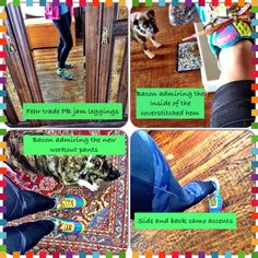 Amy's dog sure seems to approve of her blue camo PB Jam Leggings! Workout Leggings, Workout Pants, Blue Camo, Swirl Design, Pattern Making, Amy, Sewing Patterns, Instagram Posts, Training Pants