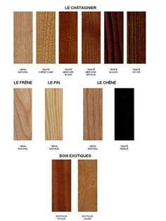 guide des couleurs teinture saman teinture pour bois pinterest teinture guide et les. Black Bedroom Furniture Sets. Home Design Ideas