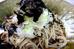 NHK WORLD TV | Your Japanese Kitchen | Cold soba noodle with grated daikon radish<br>