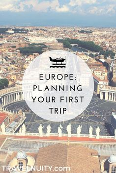 Planning your first trip to Europe can be a daunting experience, as there are so many choices to make. Here is a popular itinerary for a 30 night trip.