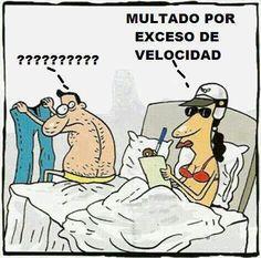 #humor #sevilla #atrevetevariedades ¡MULTADO!