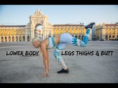 Girls, look where we are today! In the middle of Praça do Comércio in #Lisbon, #Portugal. Today we are going to workout our lower body-butt, legs, quads and thighs.  This 10 minute workout does not require any special equipment. Get inspired and lets get started! #lowerbodyworkout #buttworkout #legworkout #thighworkout  ADD ME ON SNAPCHAT: ANASTASIYACRAZE MY WEBSITE: http://anastasiyacraze.com/ MY INSTAGRAM: https://instagram.com/anastasiya_craze/