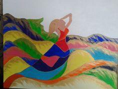 #Lifeforce #acrylic painting