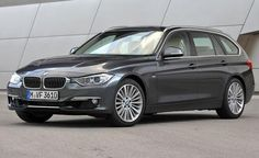 Be a hot mom in BMW's all-new 2014 BMW Sportwagon!  Soccer mom, no thanks...