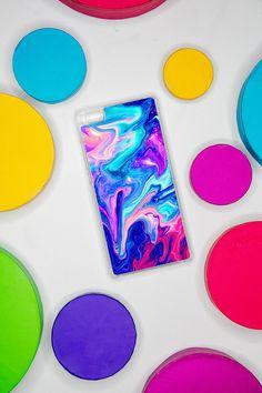 Eksplozja kolorów! #etui #case #telefon #obudowa #kolory