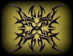 Tribal tattoo designs By Blake Wise from devianArt