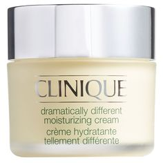 Women's Clinique 'Dramatically Different' Moisturizing Cream ($15) ❤ liked on Polyvore featuring fillers, makeup, skin care and no color