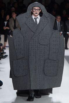 トム ブラウンプロポーションに服作りの喜びを込めてパリ メンズ 13